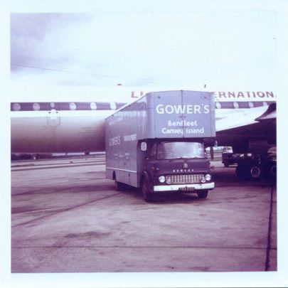 Stansted Airport 1969 | Bill Gower