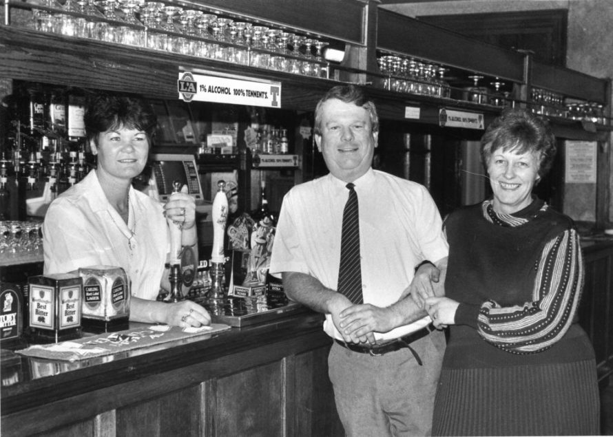 Barmaid Shortage | Echo Newspaper Group