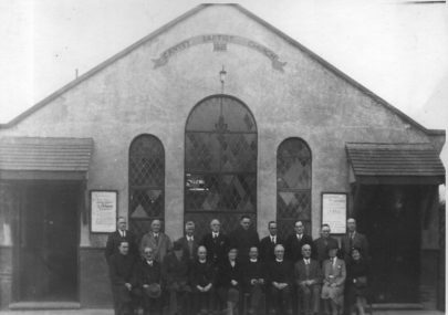 Leigh Beck Baptist Church 100 Years of History