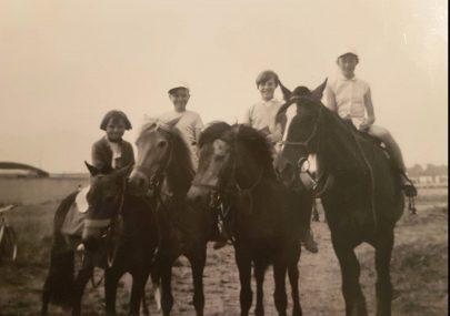Canvey Ponies c1960