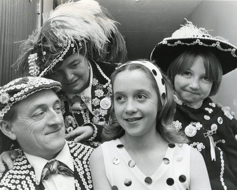Pearly King and Queen of Ilford | Echo Newspaper Archive