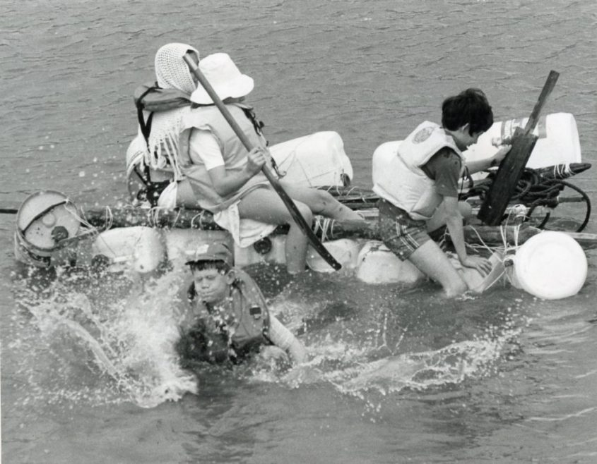 Canvey Raft Race | Echo Newspaper Archive
