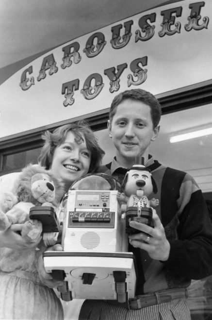 Toy Shop Carousel | Echo Newspaper Archive