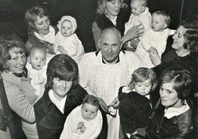 Rev John Fleetwood