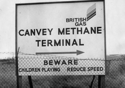 Gas Terminal