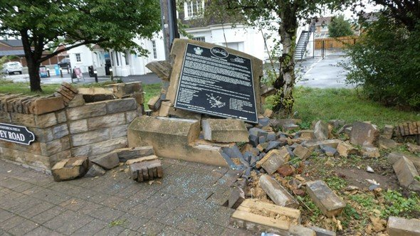 Island's History Summed Up On A Plaque | Janet Penn