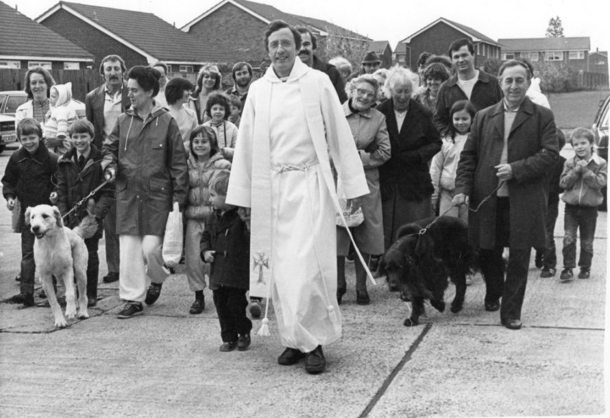 Sponsored Walk 1983 | Echo Newspaper Group