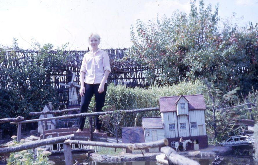 Canvey Model Village 1964