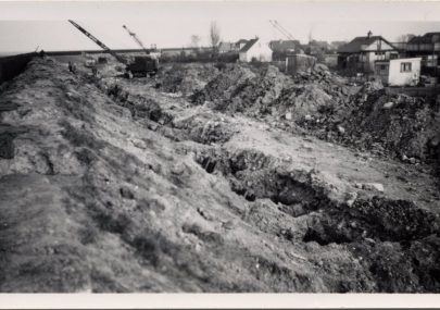 History of Canvey's sea defences