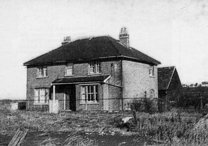 Canvey's First and Last House