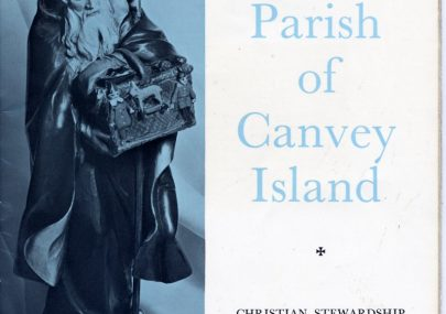 Parish of Canvey Island Christian Stewardship Campaign