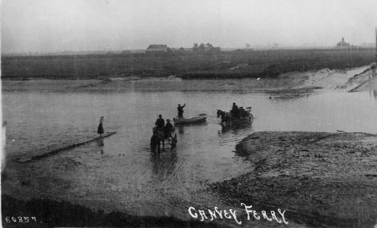 The Crossing between Benfleet and Canvey. | Roger Thipthorp collection