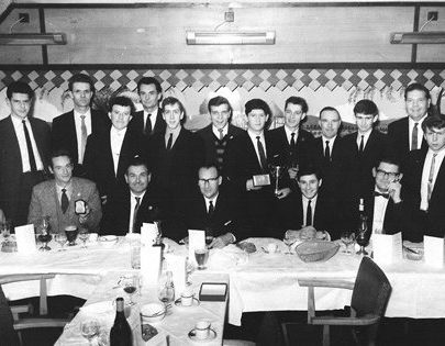Early 60's Annual Dinners (Men only)   Rodney Bishop