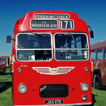 Bus Museum Open Day 2010