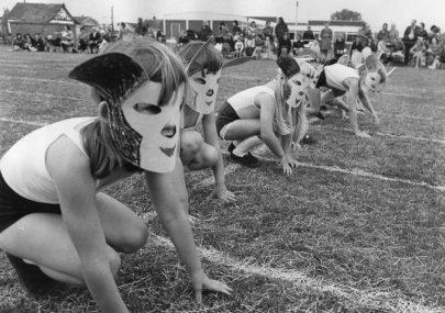 Annual Sports 1974