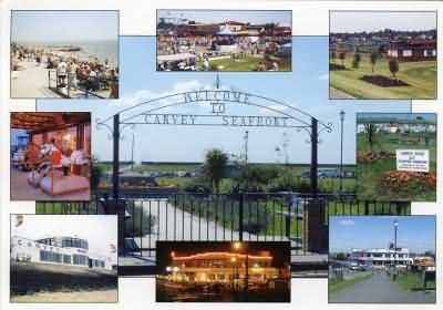 Canvey Postcard