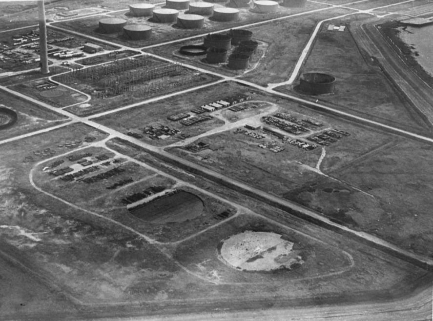 Occidental Site Aerial Photos | Echo Newspaper Archive