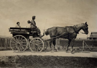 Early Canvey Taxi