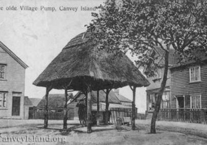 My memories of Canvey Island fifty years ago