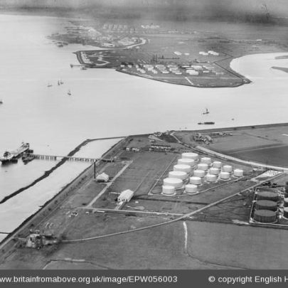 The Oil Storage Depot