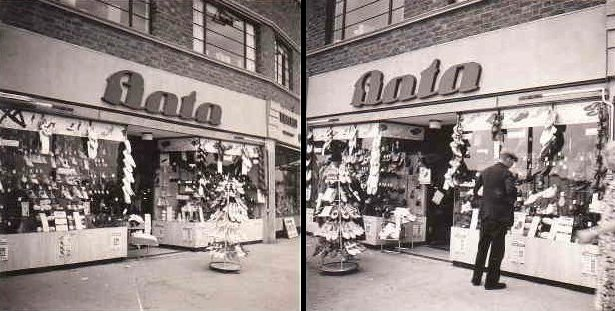 Bata Shop Furtherwick Road