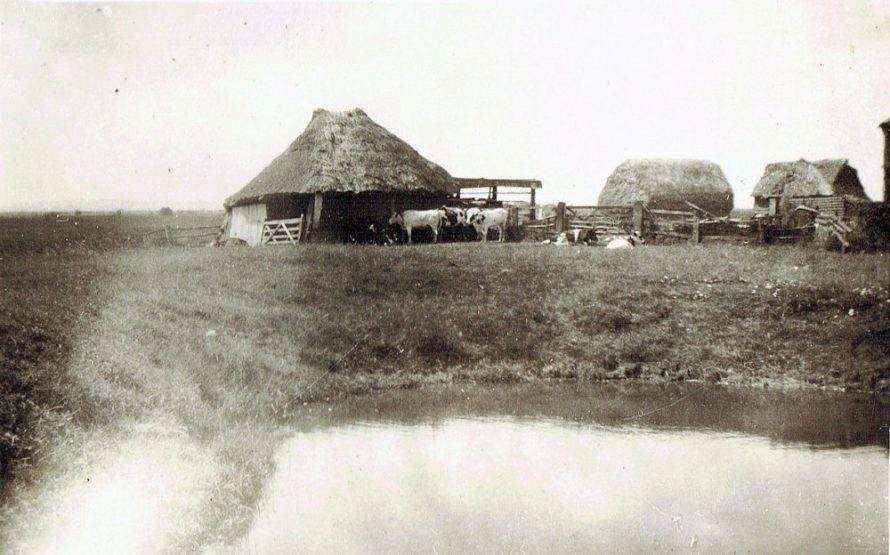 One of the farms possibly Scar House Farm | Dr S Cotgreave