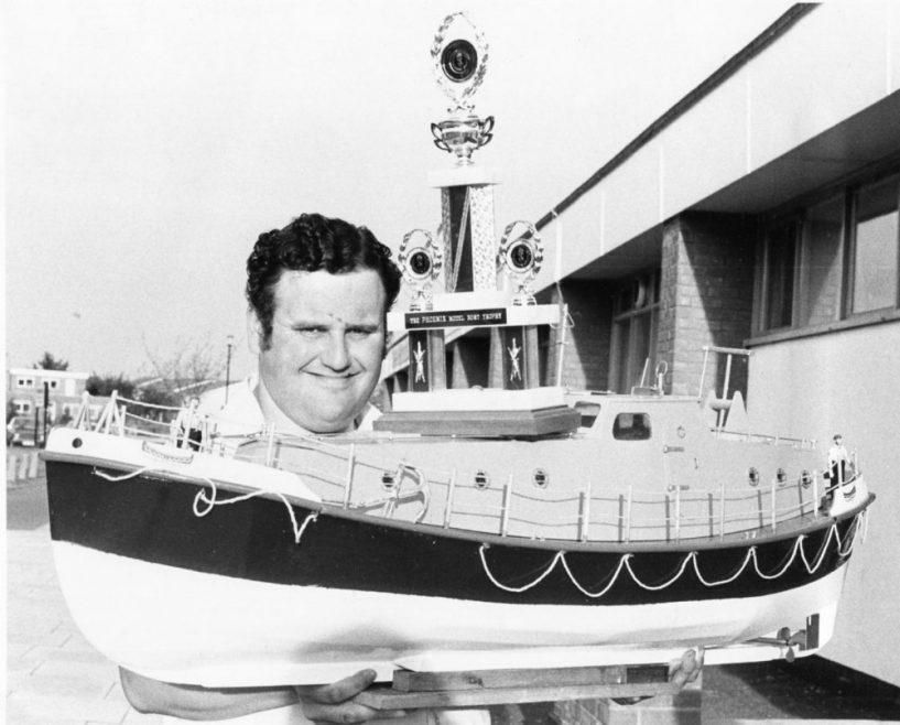 Model Boat Builder | Echo Newspaper Archive