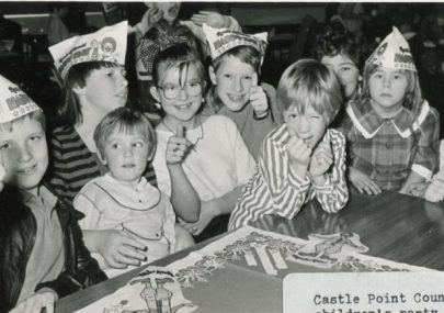 Children's Party 1987