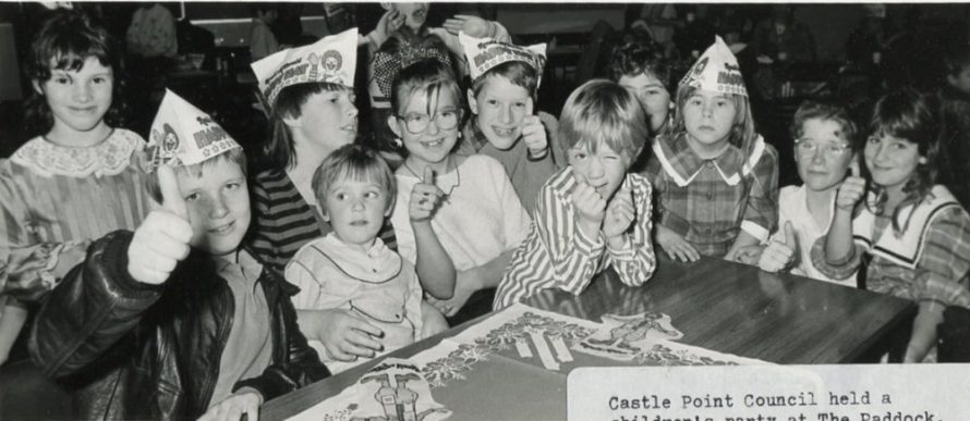 Children's Party 1987 | Echo Newspaper Archive