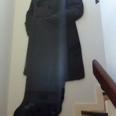 Mr Churchill, made by Allan Reed | Janet Penn