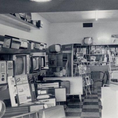 Electrical Department Furtherwick Road shop | Miriam Litman