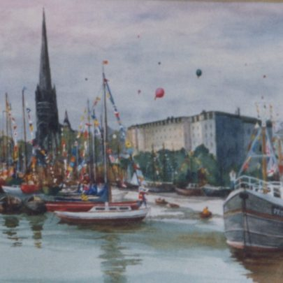 Festival of the Sea, Bristol | Dudley George