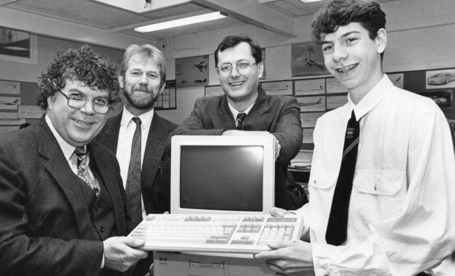 Computer Donation | Echo Newspaper Group