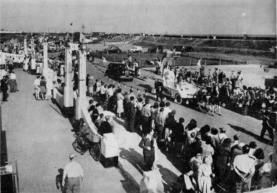 Canvey Carnival c1956