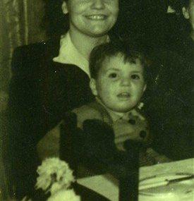 Peggy Morgan Flood survivor