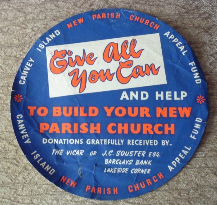Build your new parish church