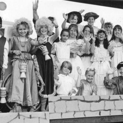 1991 First Steps Junior Drama Group