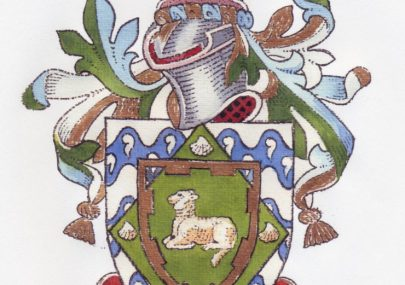 Canvey Island's Coat of Arms