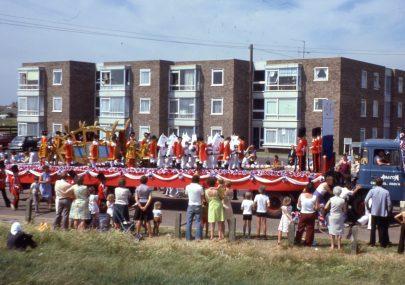 1977 Carnival Procession