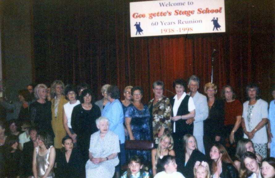60 years reunion 1998. Is this in the Paddocks? | Irene Bailey