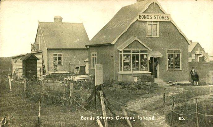 Bond's Stores c1920's