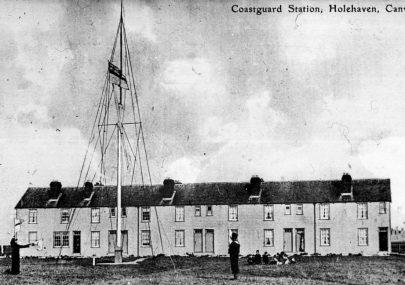 The Coastguard Cottages