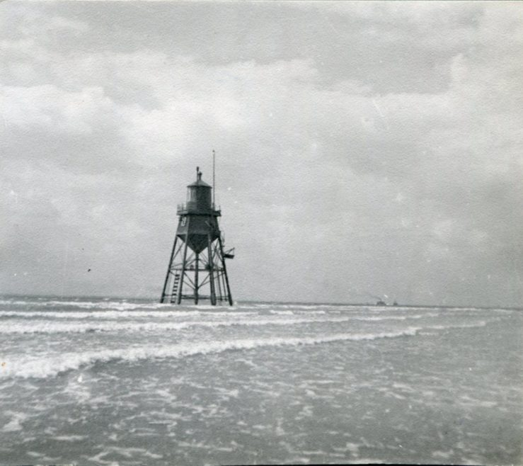 Chapman Lighthouse 1930s/40s
