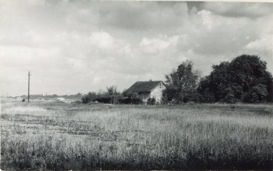 Lakeside in the 1950s