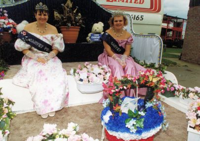 Canvey Queen and Princess
