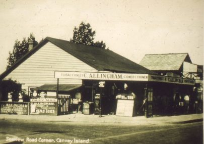 C Allingham Tobacconist and Confectioners