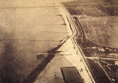 Aerial of Concord Beach