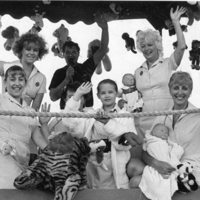 1991 Orsett Hospital Float