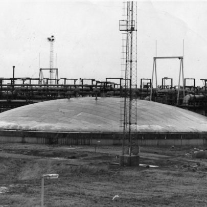 Methane Terminal 1978 | Echo Newspaper Archive