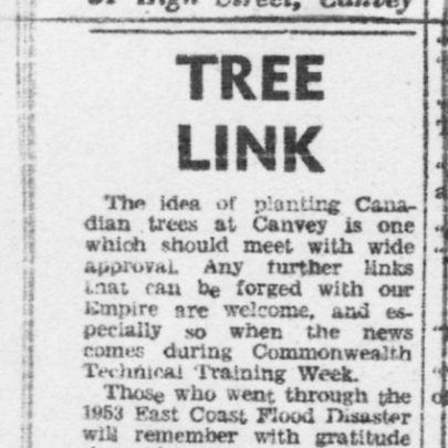 Canvey News and Benfleet Recorder 2 June 1961